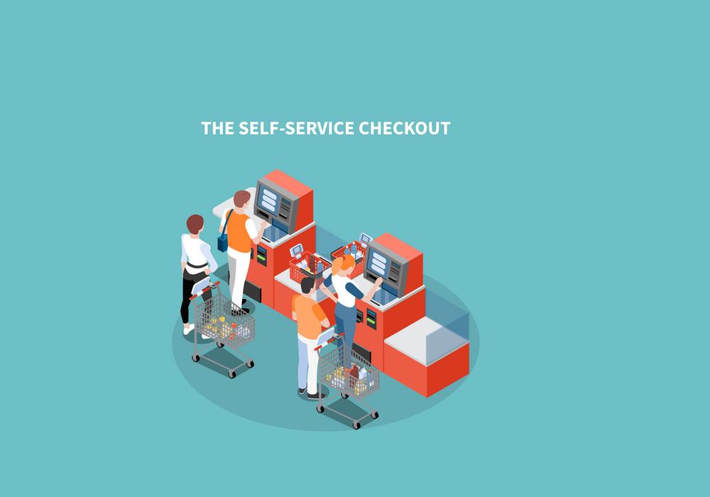 Προστασία των συστημάτων αυτόματων συναλλαγών (Self Checkout) από κοινές απάτες